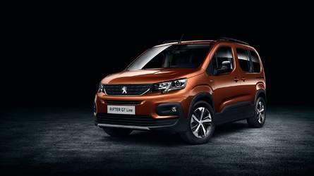 Peugeot Rifter 2018: así es el nuevo Partner