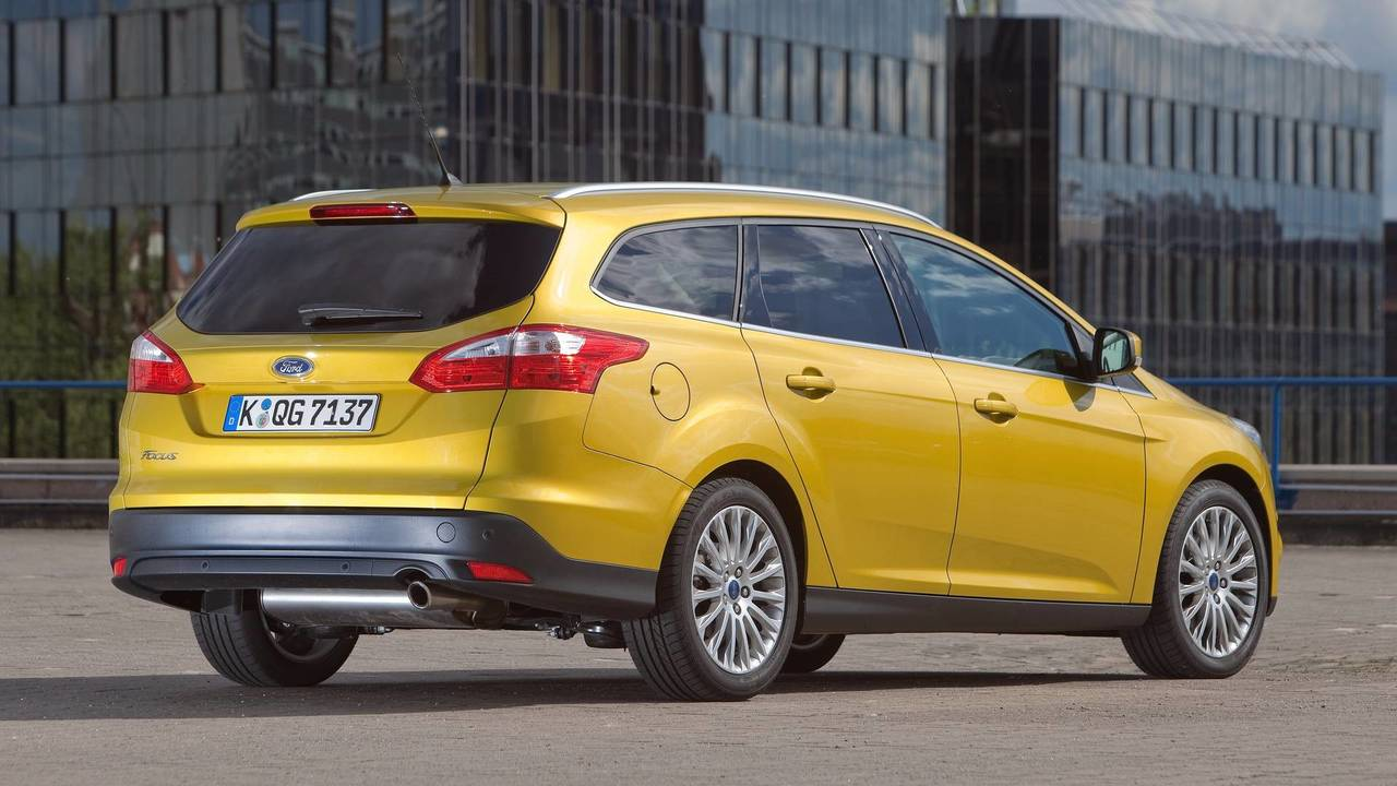 2010-2014 Ford Focus SW