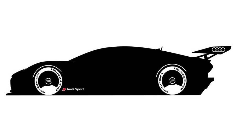 [GÜNCEL] Audi E-Tron Vision Gran Turismo'da kendini göstermeye hazırlanıyor