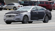 2017 Hyundai Genesis spy photo