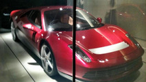Eric Clapton's Ferrari SP12 EPC caught on video