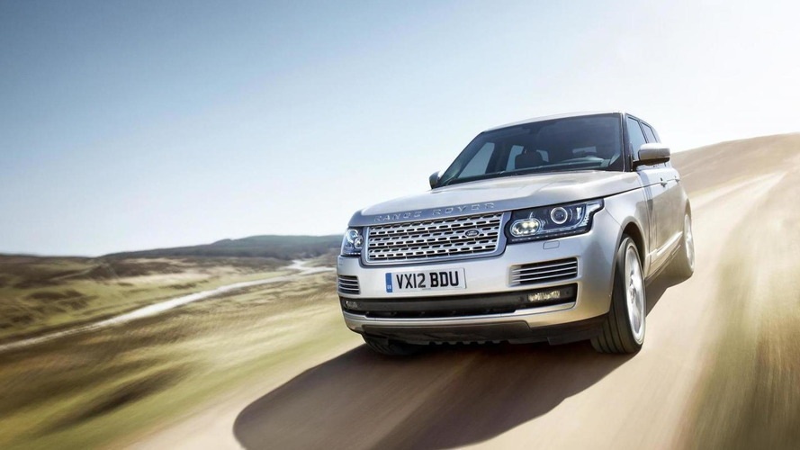 Range Rover Plug-in Hybrid confirmed for production - report
