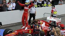 Fernando Alonso, German Grand Prix, 22.07.2012