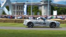 Jaguar F-Type prototype 29.6.2012