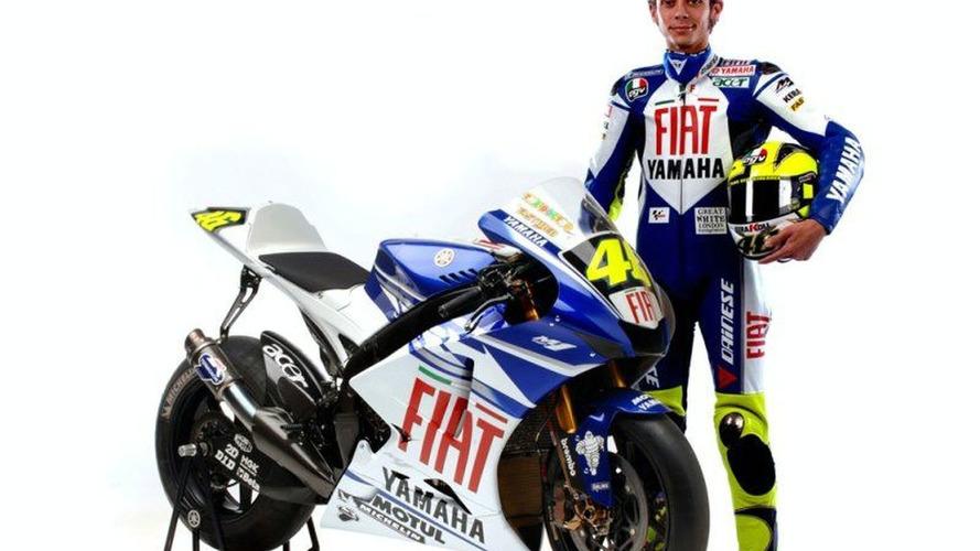 Fiat Sponsors Yamaha MotoGP Team