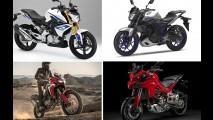 Especial: as 10 motos mais esperadas de 2016