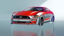 2018 Ford Mustang - resmi fotoğraflar