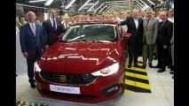 Fiat deve ressuscitar nome Tipo para batizar versão final do Egea