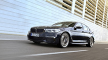 BMW M550i xDrive (Euro-spec model)
