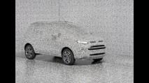 Novo tipo de camuflagem para carros de teste é arma da Ford contra os espiões
