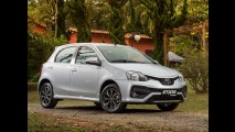 Toyota quer fidelizar clientes com novo tipo de financiamento para Etios e Corolla