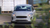 Photos espion Ford Fiesta 2017