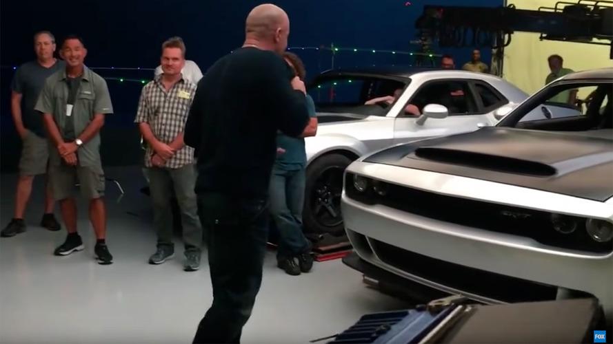 2018 Dodge Challenger Demon leaked in Fast 8 video?