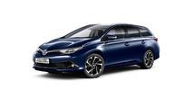 Toyota Auris Touring Sports hybrid 2017 azul