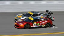 #24 Ferrari of Long Island Ferrari 458- Caesar Bacarella