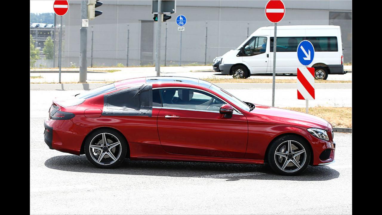 Mercedes C-Klasse Coupé