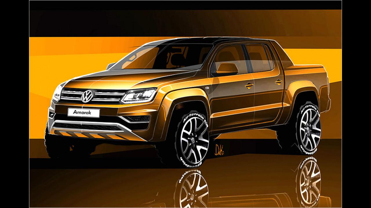 VW liftet den Amarok