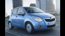 Erwischt: Opel Agila