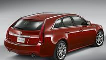 Cadillac CTS Sports Wagon