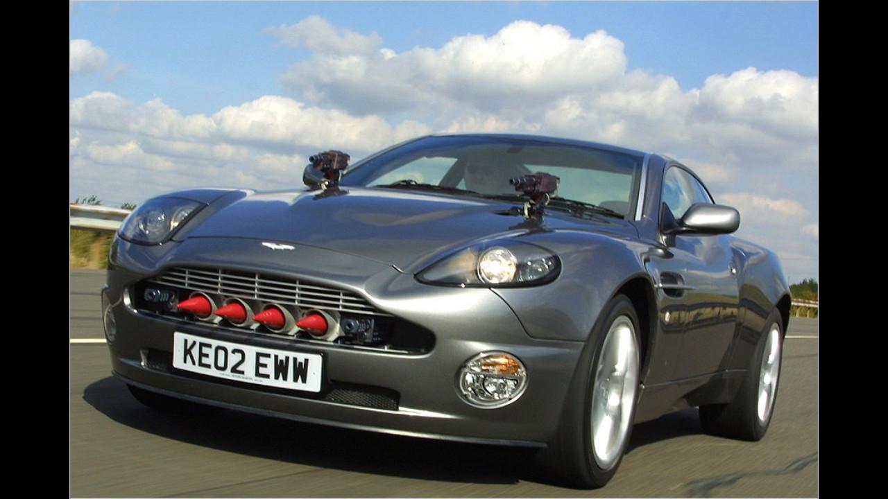 Aston Martin Vanquish (Stirb an einem anderen Tag, 2002)