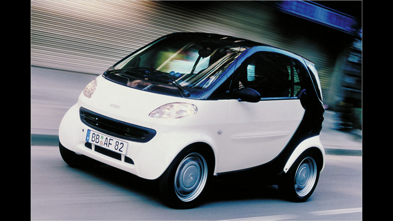 1997: Smart Fortwo