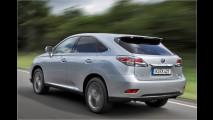 Luxus-SUV im Sportdress