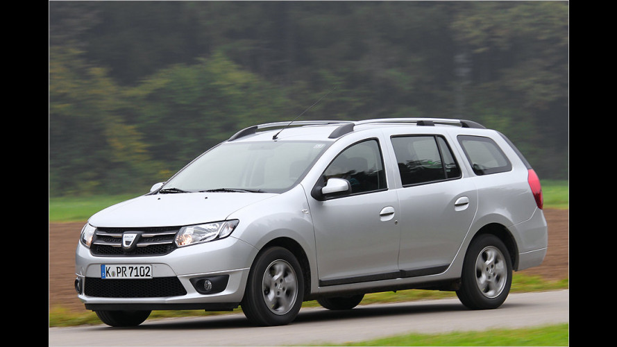 Der neue Dacia Logan MCV im Test