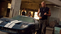 Paul Walker (Brian O'Conner) in Fast & Furious