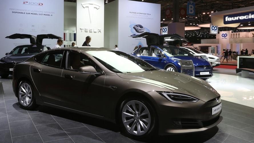 Tesla Model S ve Model X artık daha çevik