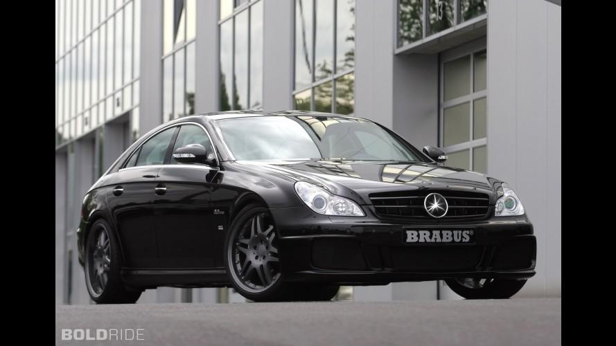 Brabus Mercedes-Benz B63 AMG