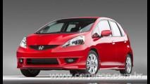 Honda confirma apresentação do novo Fit 2009 no Salão do Automóvel de SP