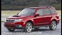 Nova geração do Subaru Forester chega ao Brasil com preço inicial de R$ 109 mil