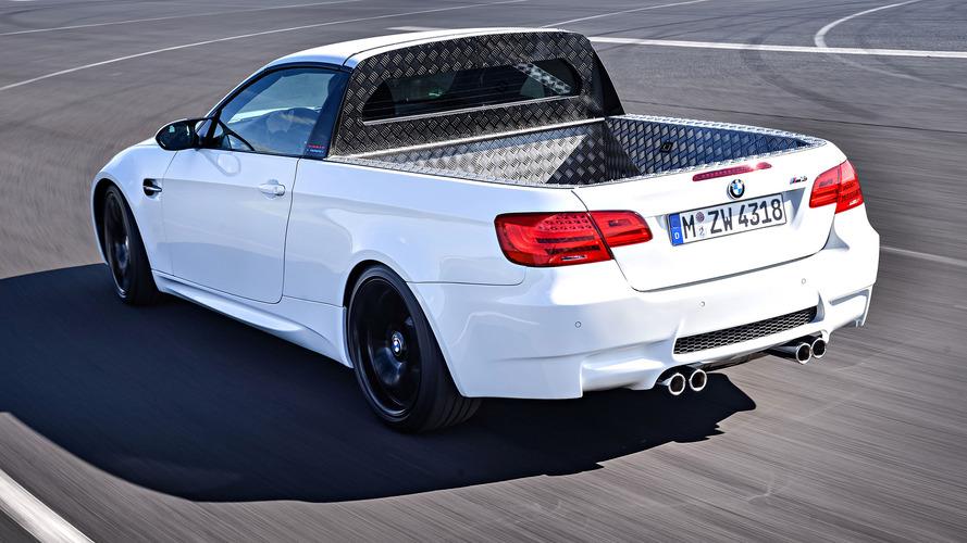 Avustralya BMW logolu bir pick up istiyor
