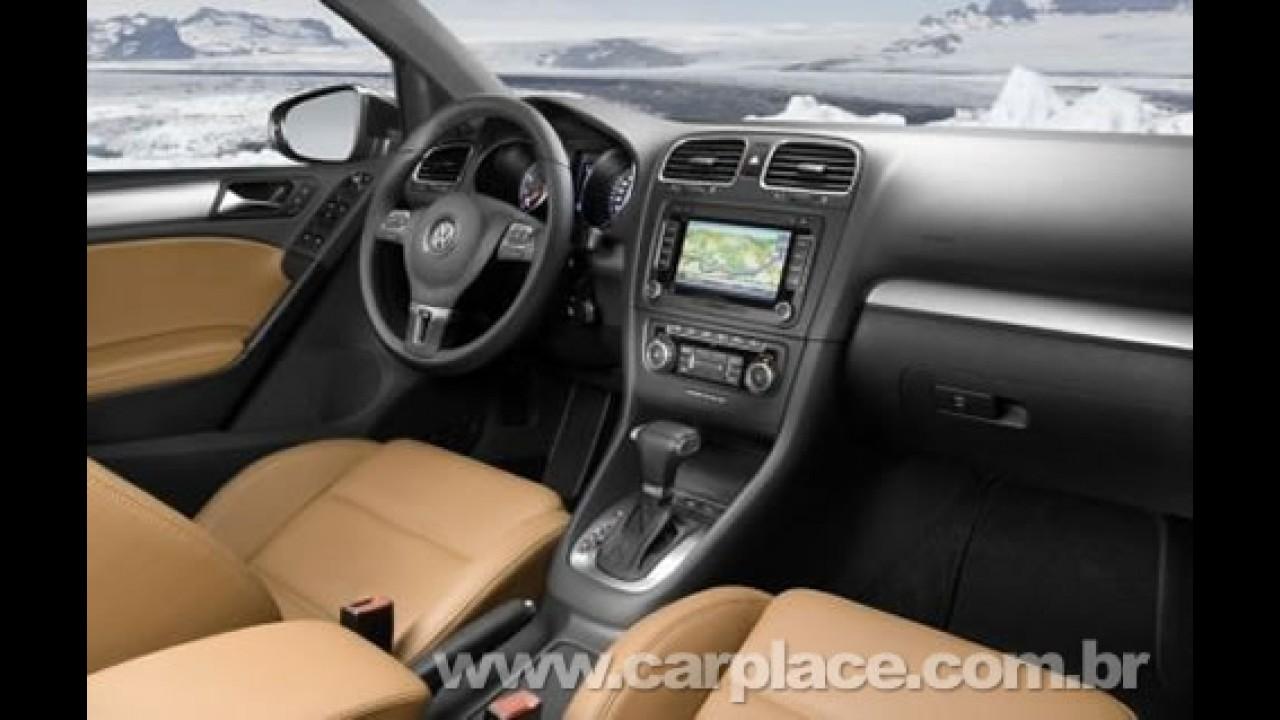 Novo Volkswagen Golf VI - Reveladas imagens oficiais da 6ª geração do Golf