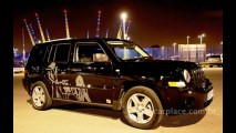 Jeep Patriot Limited Edition Led Zeppelin com direito a VIPs para o Show