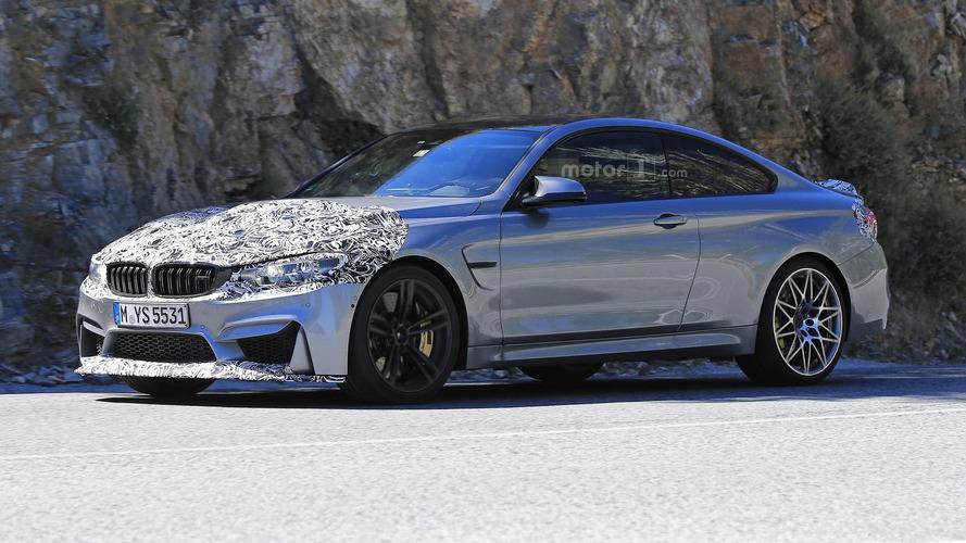BMW M4 - Premières indiscrétions autour de la version restylée