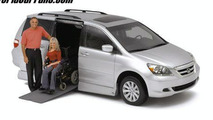 Honda Odyssey with Northstar conversion