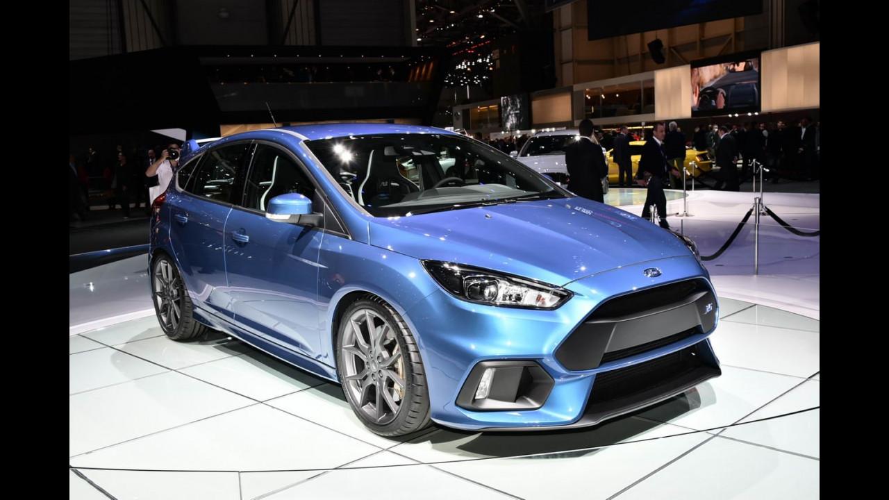 Ford al Salone di Ginevra 2015