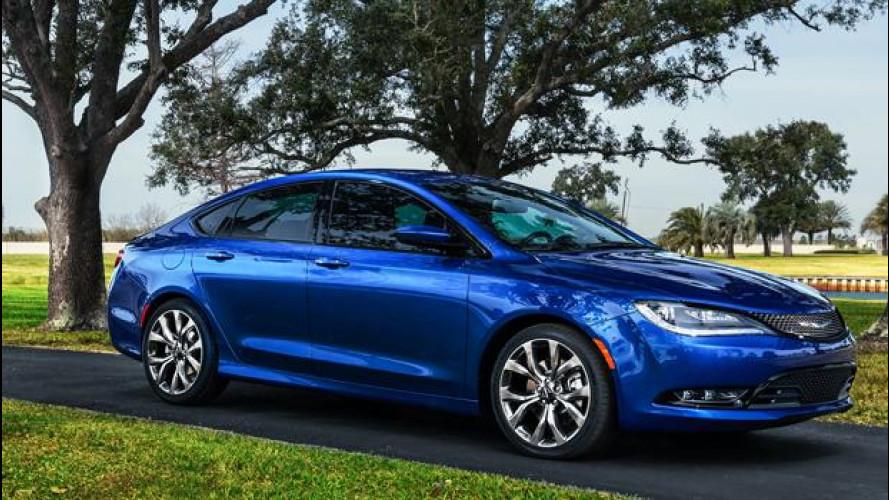 """Chrysler 200, cosa pensano gli americani di quest'auto """"made in Fiat"""""""