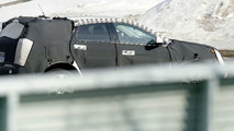 New Cadillac BRX cuv spy photos