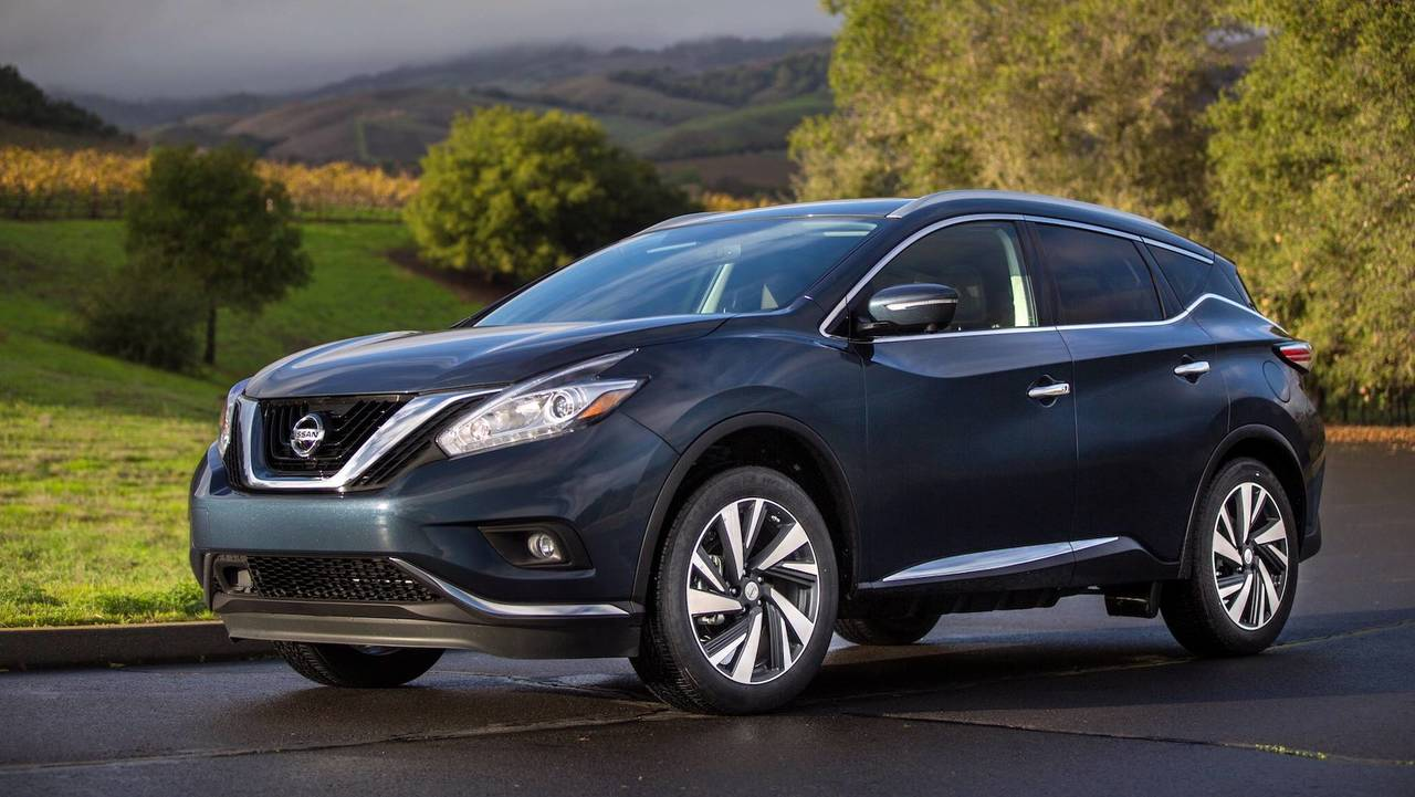 2017 Nissan Murano Review >> 2018 Nissan Murano Gets More Standard Features, Slight Price Bump