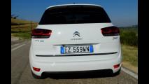 Citroen C4 Picasso BlueHDi, test di consumo reale Roma-Forlì