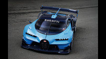 Bugatti Vision Gran Turismo, realtà (virtuale)