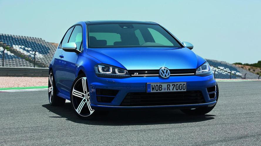 2014 Volkswagen Golf R introduced