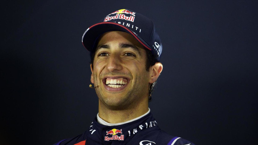 Horner tips Ricciardo to get even stronger