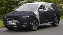 2016 Hyundai Tucson / iX35 spy photo