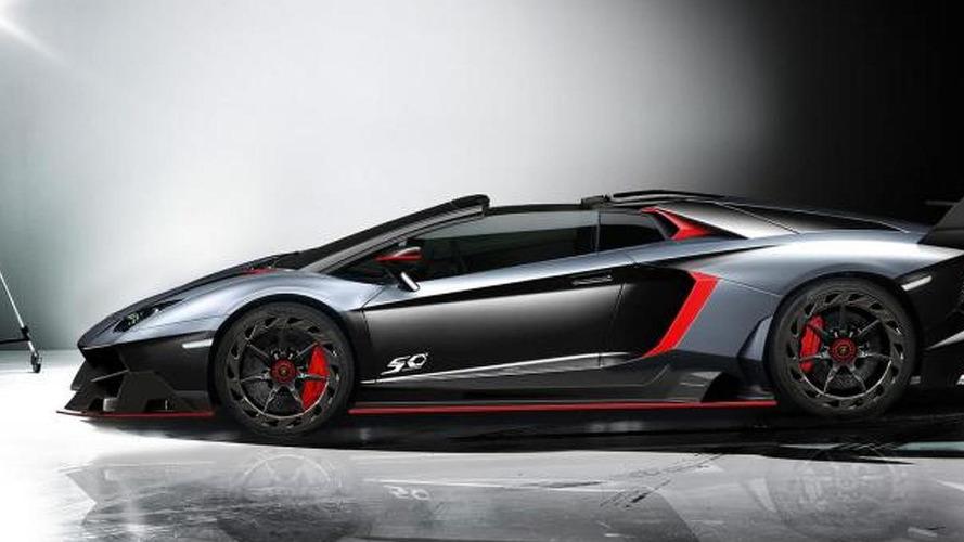 Lamborghini Aventador envisioned with Veneno body kit