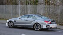 2015 Mercedes-Benz CLS 63 AMG facelift spy photo