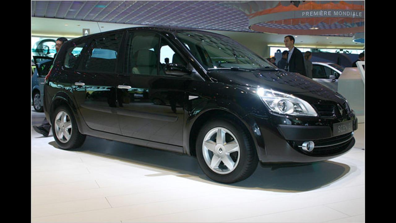Renault Scénic Facelift