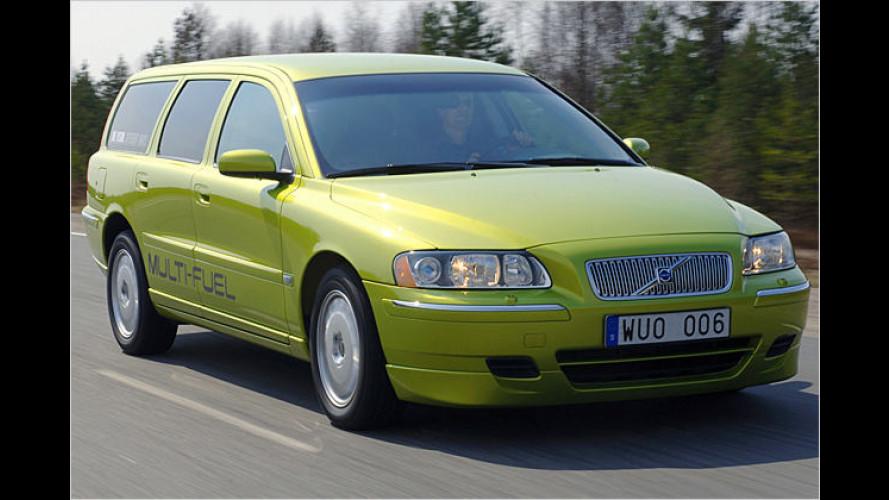Volvo Multi-Fuel: Die Zukunft in der Antriebstechnik